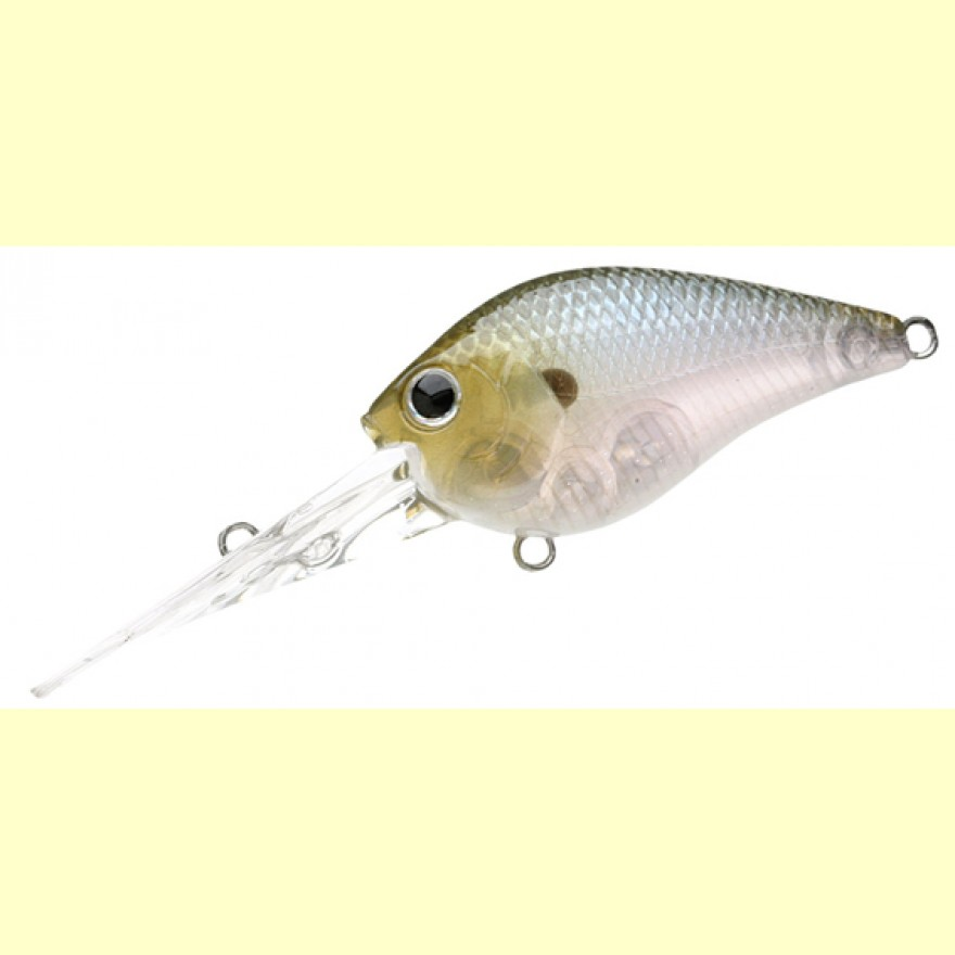 Fat Mini D 7 - Ghost Minnow - LUCKY CRAFT