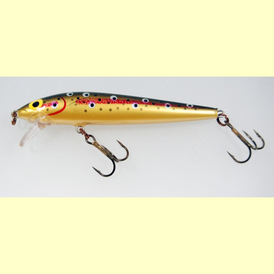 Thunder Stick F 9 cm - 372-Brown Trout - Storm
