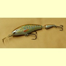 Ugly Duckling J F - 12,5 cm - BT - Ugly Duckling Lures