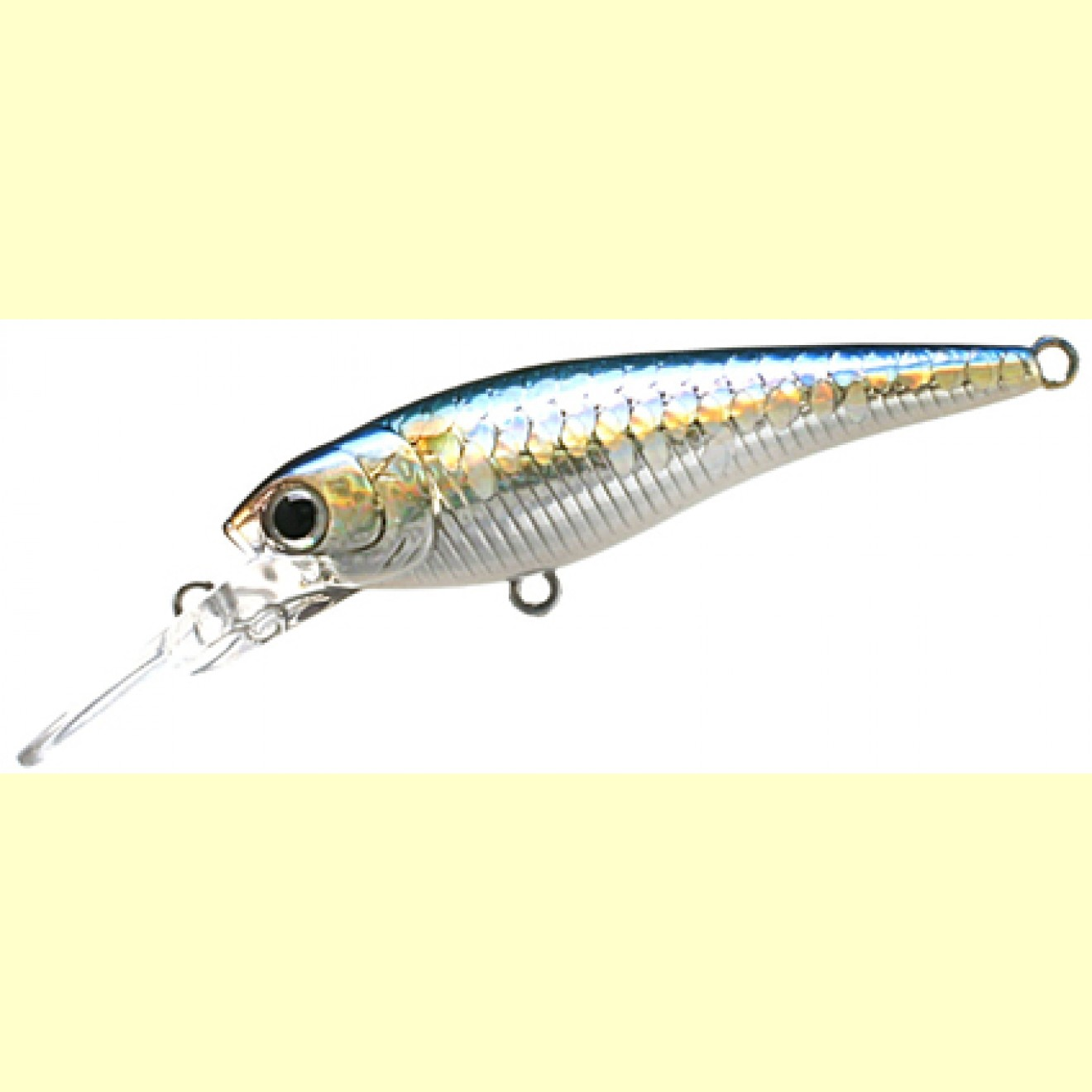 Bevy Shad 50 SP - MS AMERICAN SHAD - LUCKY CRAFT