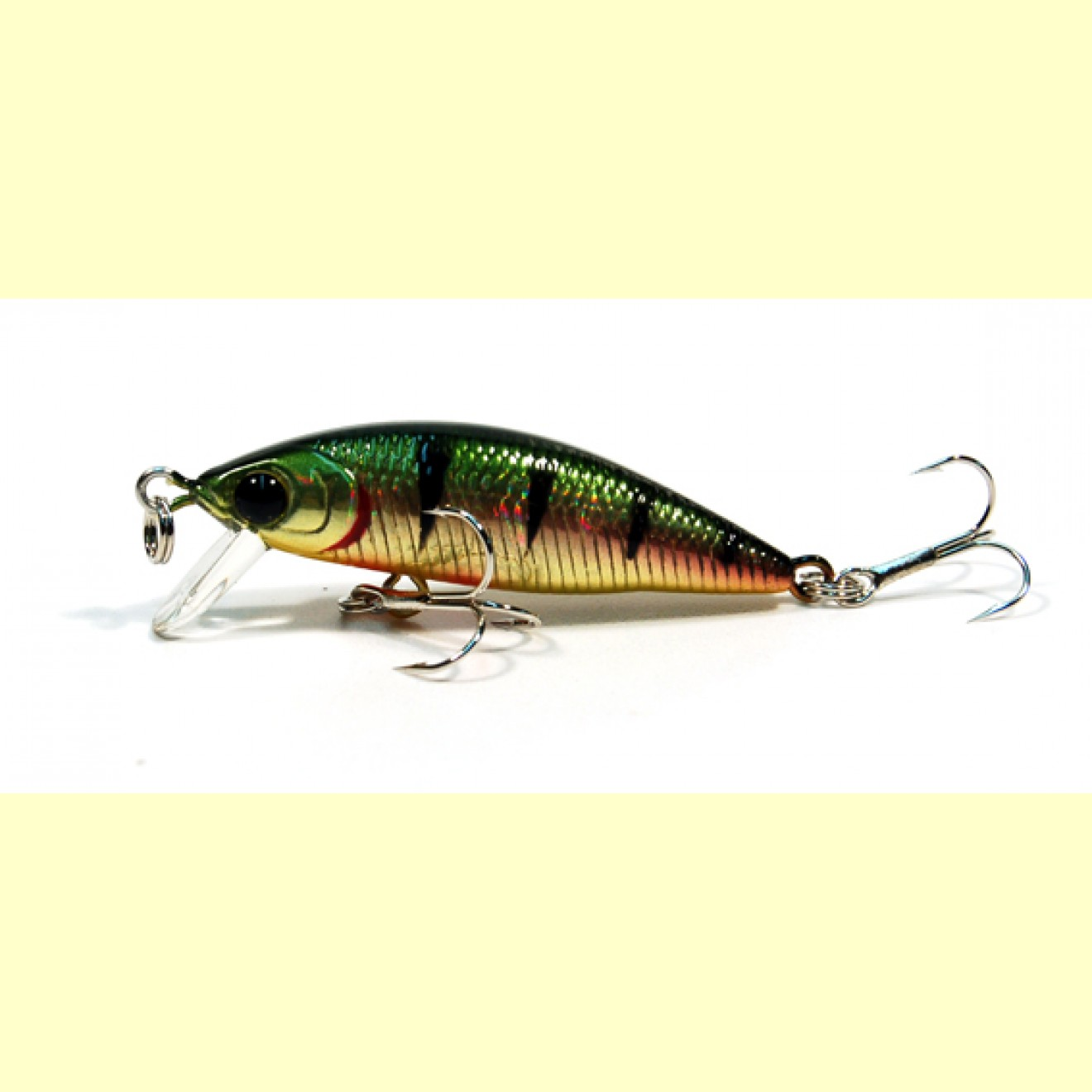 Bevy Minnow 40 SP - AGO Northern Perch - LUCKY CRAFT