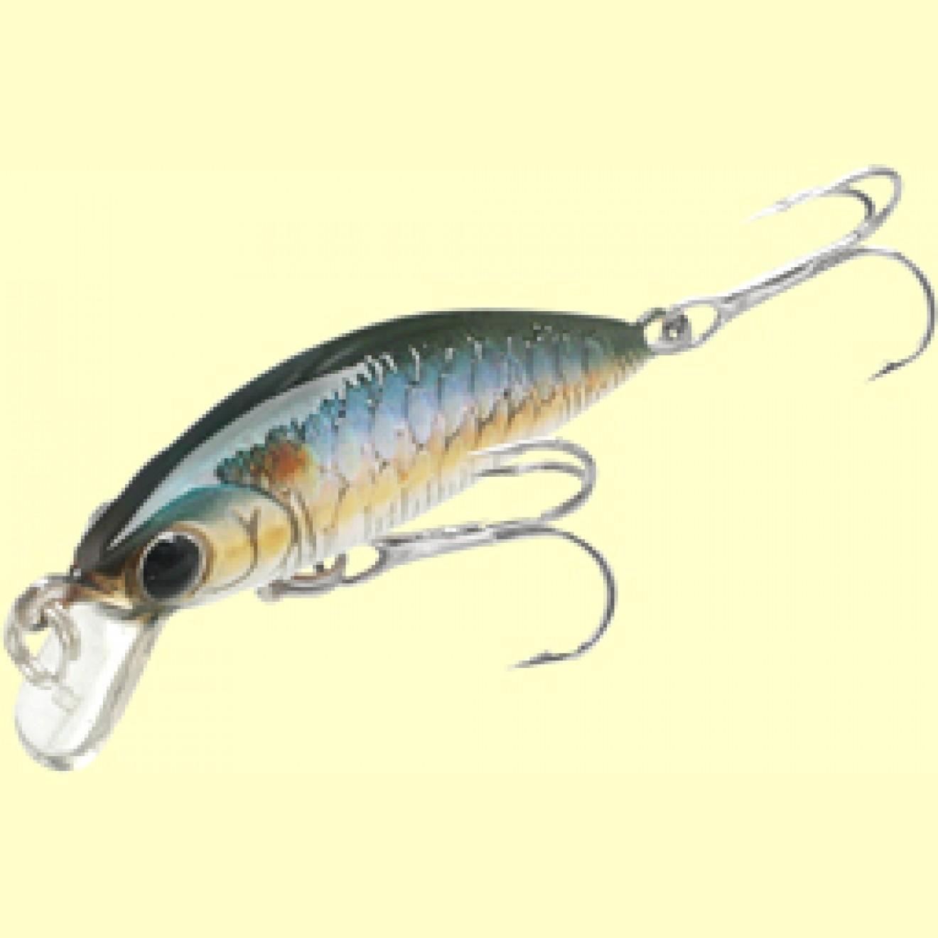 Bevy Minnow 40 SP - MS AMERICAN SHAD - LUCKY CRAFT