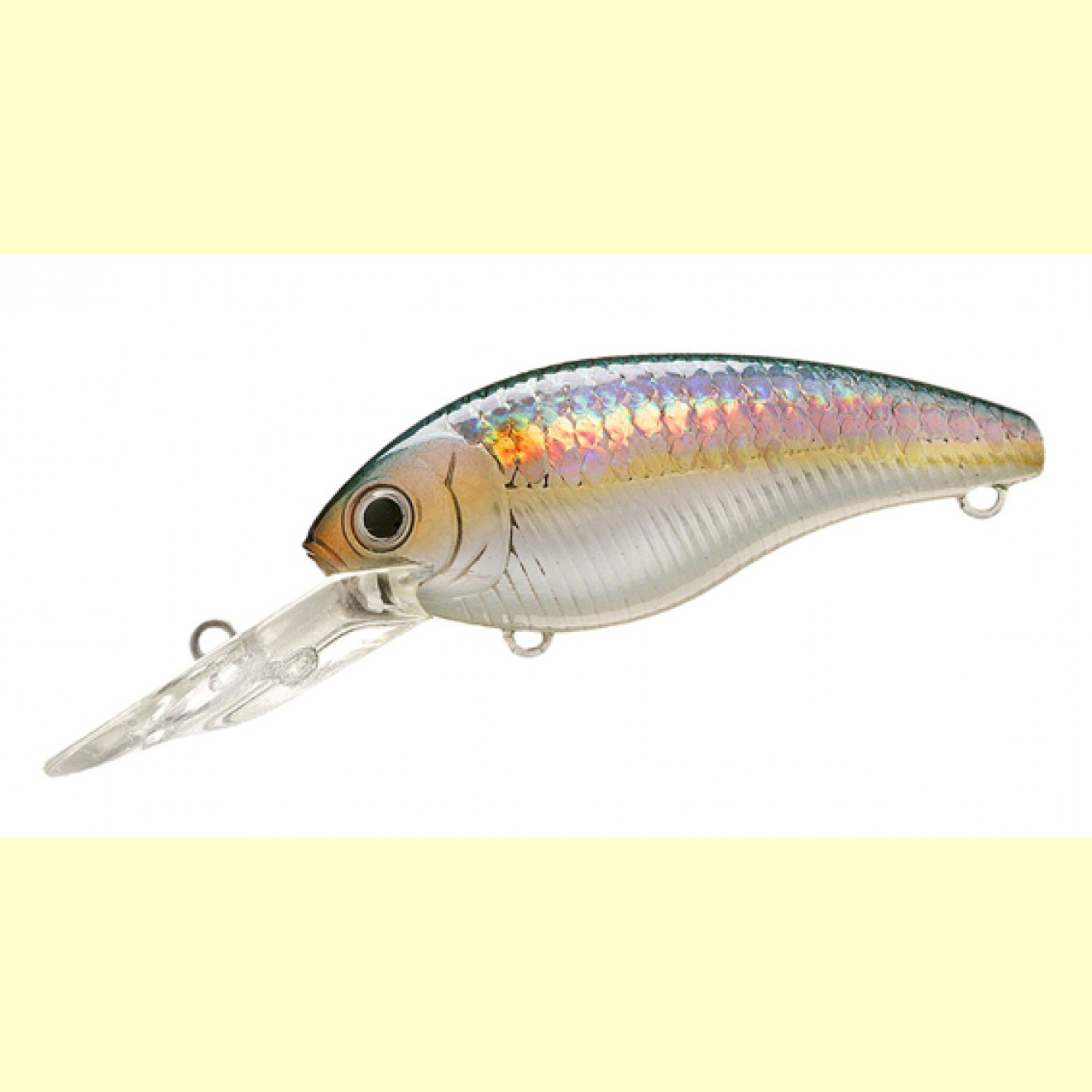 CB 200 Moonsault - MS American Shad - LUCKY CRAFT