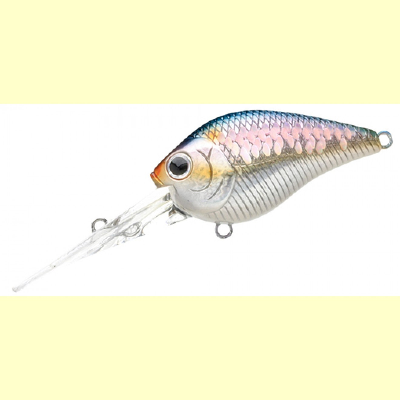 Fat Mini D 7 - MS AMERICAN SHAD - LUCKY CRAFT