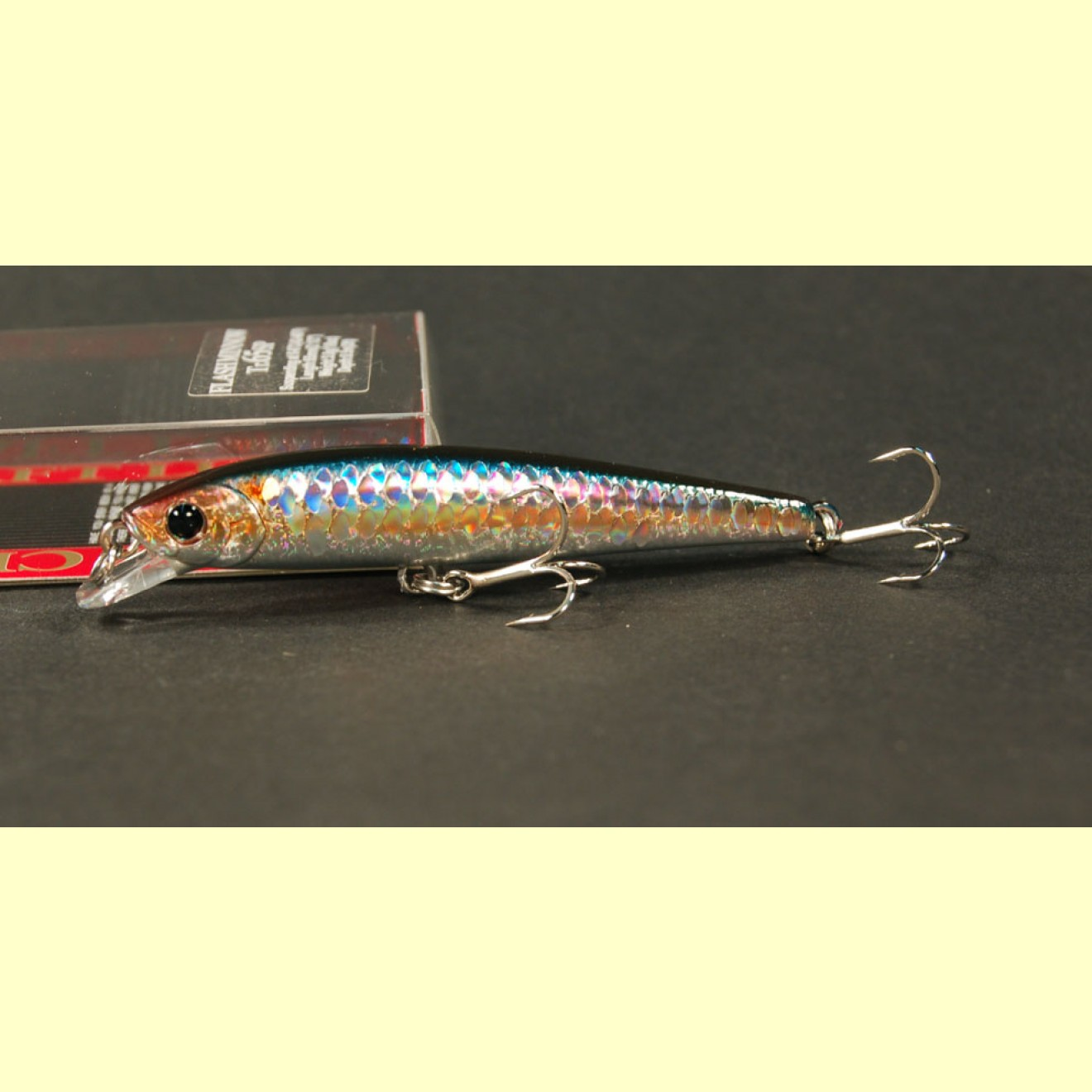 Flash minnow 65 tr sp ms american shad lucky craft for Lucky craft pointer 65