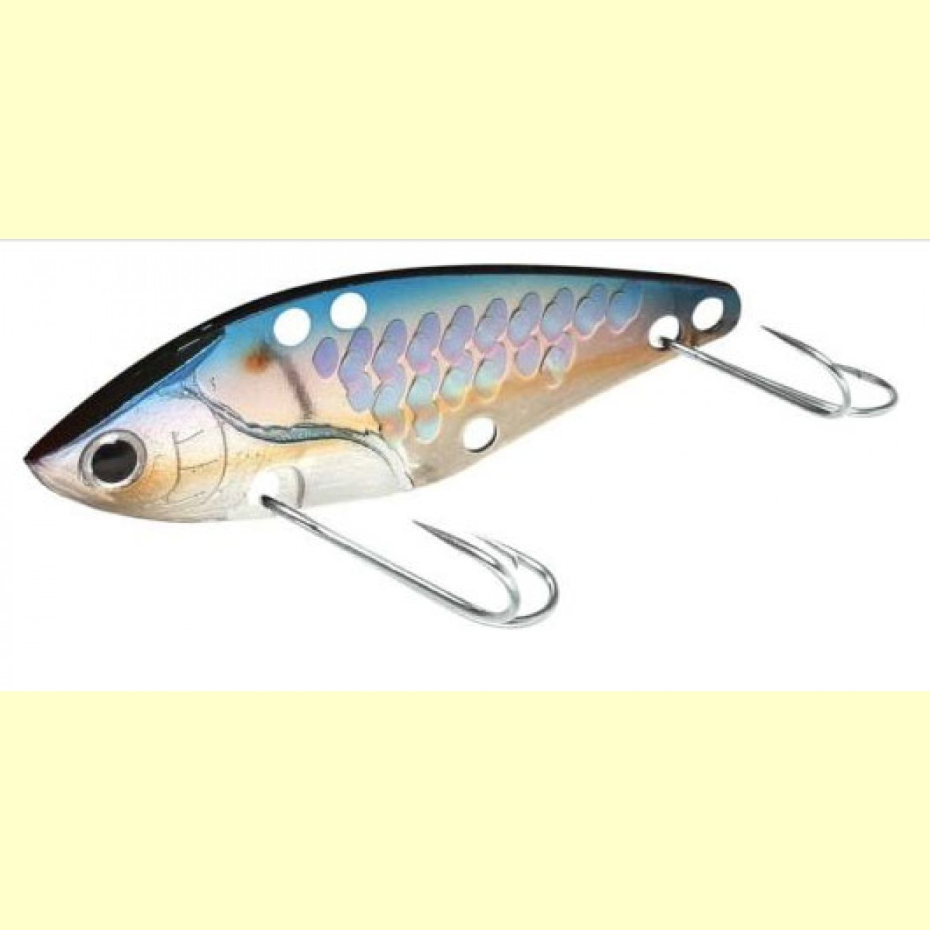 iLV - 10 g - MS American Shad - Lucky Craft