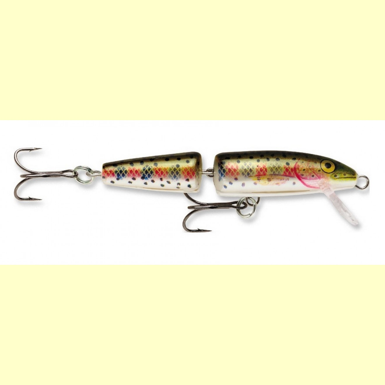 """Rapala BX Jointed Minnow 9 /""""Rainbow Trout/"""""""